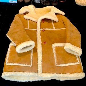 Ardney Suede Lamb Vintage Jacket